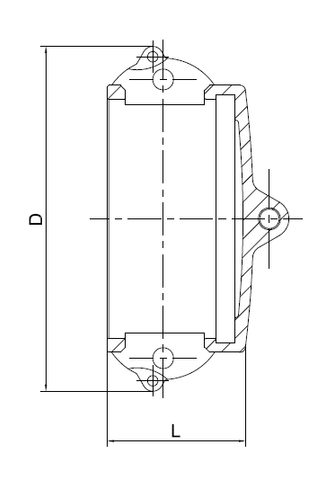 Type DC Camlock Illustration