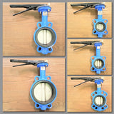 Stattin Stainless Wafer Butterfly Valves
