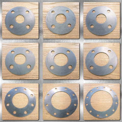 Stattin Stainless Table E Rubber Insertion Flange Gaskets