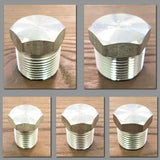 Stattin Stainless Stainless Steel NPT 3000lbs Hex Plugs