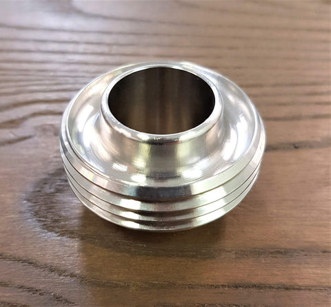 "Stattin Stainless 25.4mm (1"") Stainless Steel RJT BSM Male Parts"