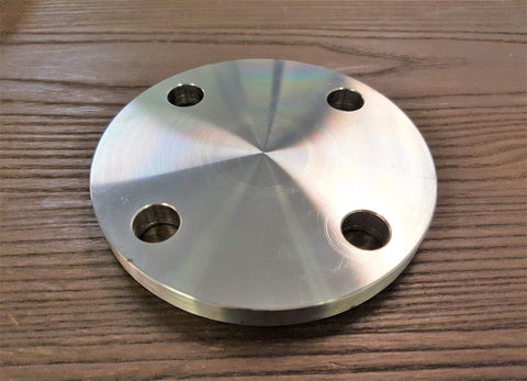 "Stattin Stainless 50NB (2"") Stainless Steel Table E Blind Flanges"