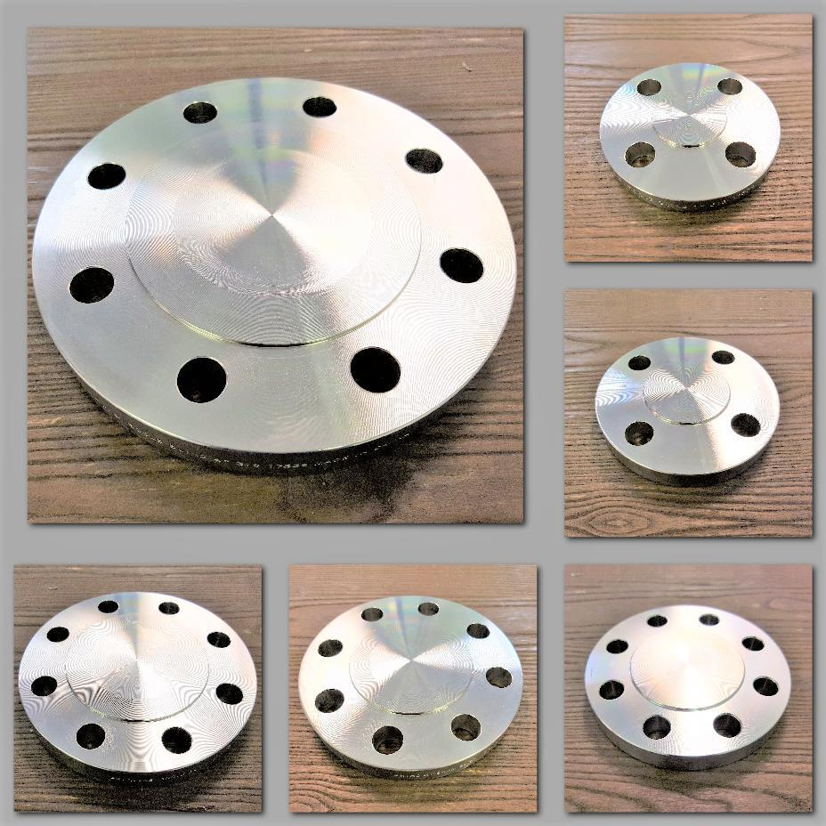 Stattin Stainless Stainless Steel ANSI 300lbs BLRF Flanges