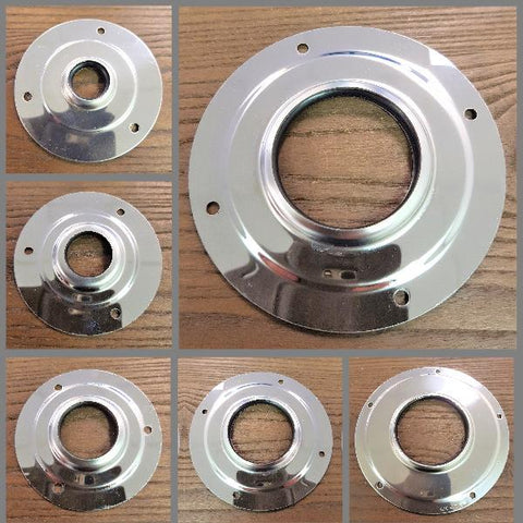 Stattin Stainless Stainless Steel Ceiling Flanges