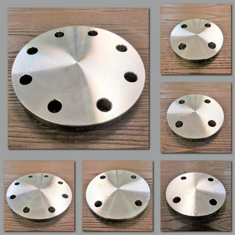 Stattin Stainless Stainless Steel DIN PN16 Blind Flanges