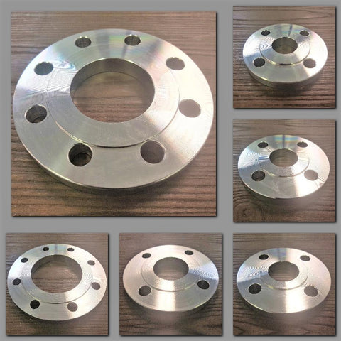 Stattin Stainless Stainless Steel DIN PN16 SOW Pipe Flanges