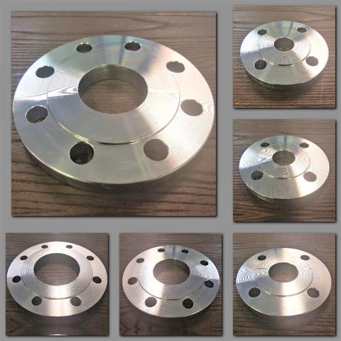 Stattin Stainless Stainless Steel DIN PN16 SOW Tube Flanges