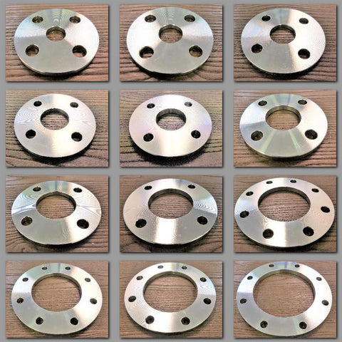 Stattin Stainless Stainless Steel Table E SOW Pipe Flanges