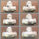 Stattin Stainless Stainless Steel Swing Check Valves