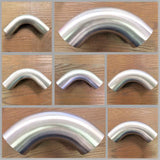 Stattin Stainless Grade 304 Stainless Steel 90° Long Radius Tube Bends