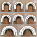 Stattin Stainless Grade 316 Stainless Steel 180° Long Radius Tube Bends