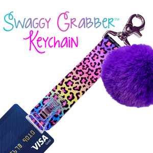 "New! Swaggy Grabber Keychain THE ""WILD"""