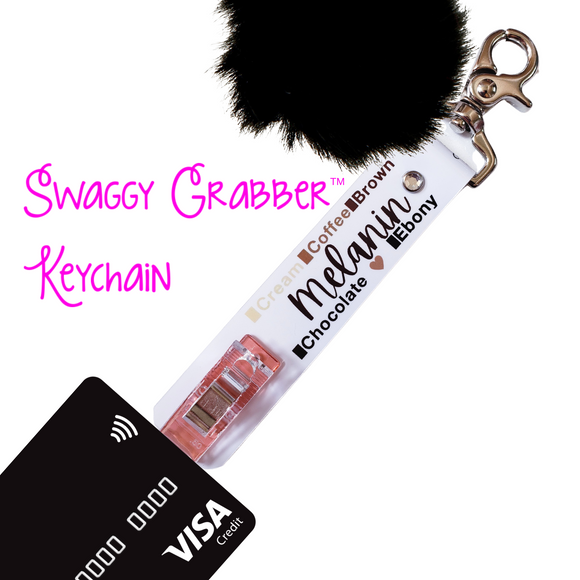 New! Swaggy Grabber Keychain THE
