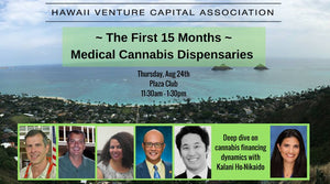Luncheon Recap: The First 15 Months - Medical Cannabis Dispensaries