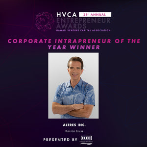 Corporate Intrapreneur of the Year - Winner