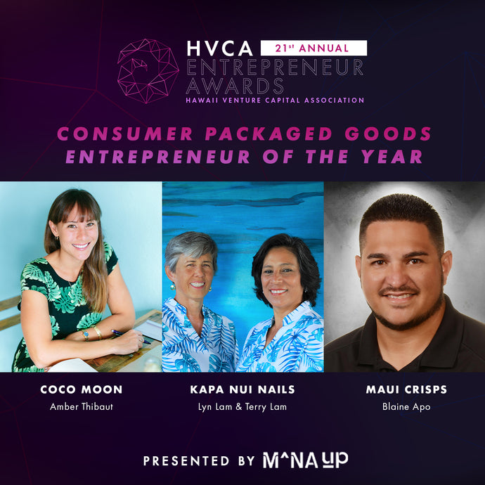 Consumer Packaged Goods Entrepreneur of the Year - Finalists