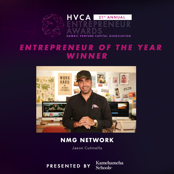 Entrepreneur of the Year - Winner