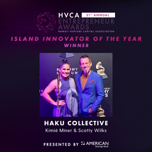 Island Innovator of the Year - Winner