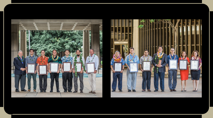 2017 HVCA Winners Recognized at the State Capitol