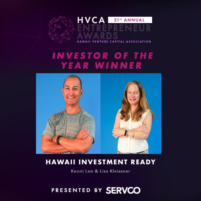 Investor of the Year - Winner