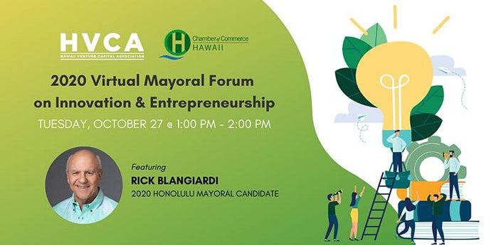 Event Recap: Virtual Mayoral Forum on Innovation & Entrepreneurship