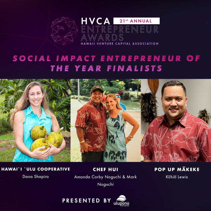 Social Impact Entrepreneur of the Year - Finalists