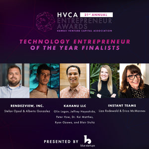 Technology Entrepreneur of the Year - Finalists