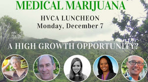 Luncheon Recap: Medical Marijuana - A High Growth Opportunity?