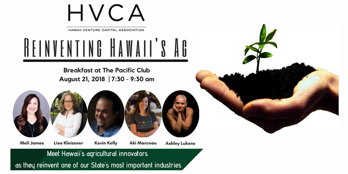 Event Recap: Reinventing Hawaii's Ag