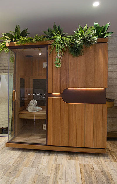 Sunlighten Infrared Sauna Galleria Shop Eat Relax