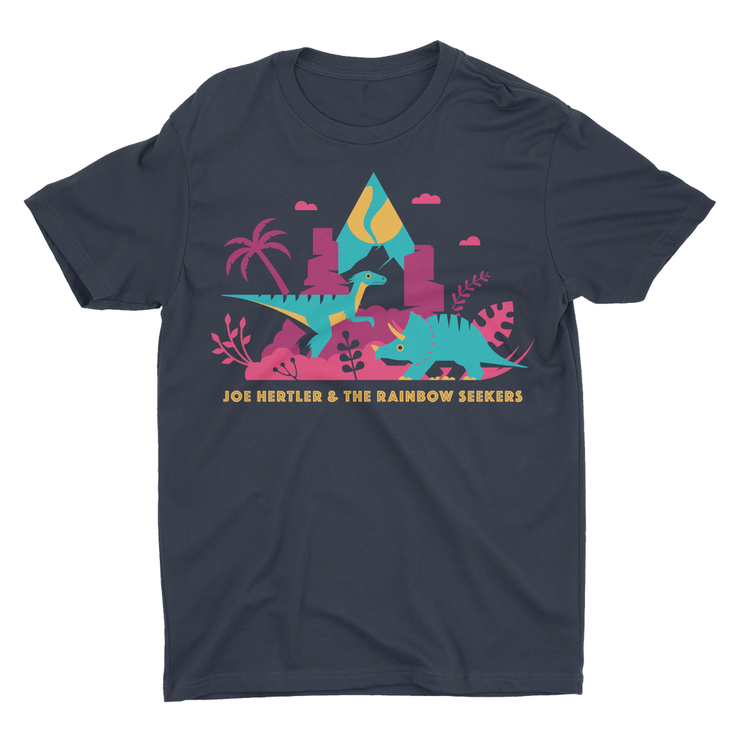 Prehistoric Times T-Shirt (Ladies Cut)