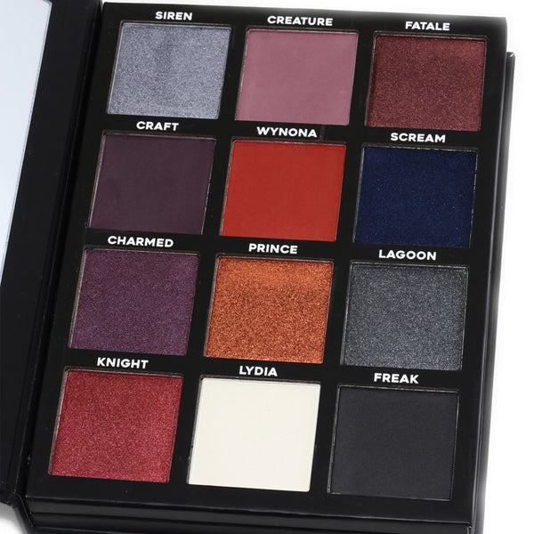 Kinda Freaky & Little Geeky Double-Sided Eyeshadow Palette