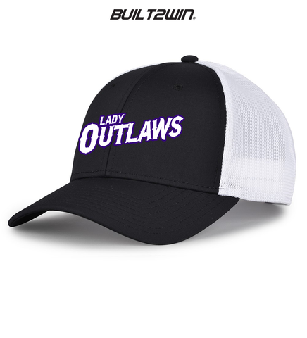2021 LADY OUTLAWS TEAM TRUCKER HAT