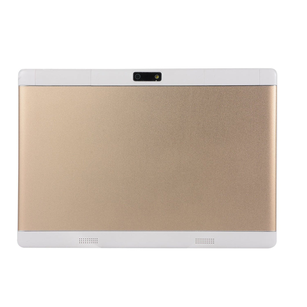 10.1-Inch IPS Display 1GB RAM+16GB ROM 4000mAh 3G Call Tablet Computer Gold (EU Plug) Android Tablets 10.1 Inch