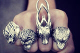 Biker Totem Animals Jewelry