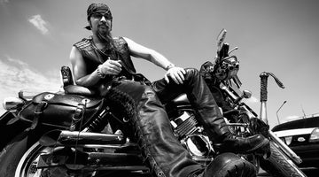 How Biker Fashion Evolved Through Ages