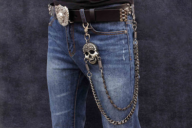 Unconventional Ways to Use a Wallet Chain