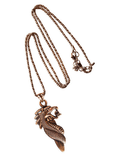 Dragon Pendants Dont Mean You Love Game Of Thrones Bikerringshop