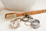 Why Silver Biker Jewelry Tarnishes and How to Clean It at Home