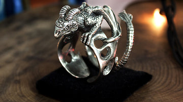 Silver Dragon Rings: The History and Significance of the Dragon