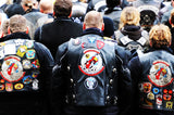 Leather is Bikers' Second Skin