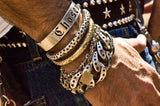 How to Rock Different Styles of Men's Bracelets