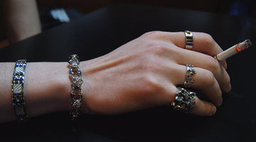 The History of Men's Jewelry