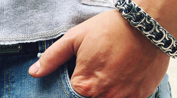 Men's Silver Bracelets: Hot or Not?