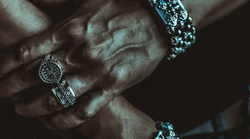 Reasons to Rock Silver Men's Rings: From Past to Present