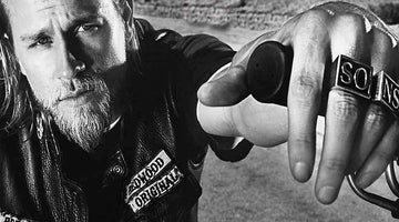 Sons of Anarchy Rings - Inspiration for Your Style