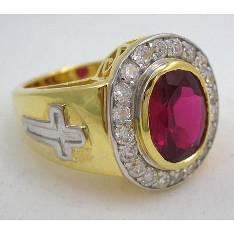 anello ruby ​​bishop