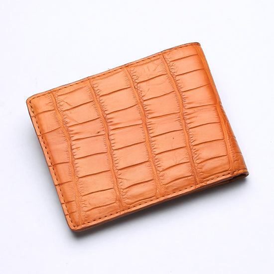 21d7f6876d0 A product made of real crocodile or alligator leather