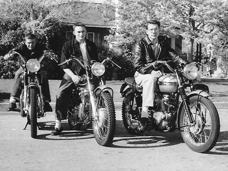 American Biker Clubs The Past And The Present