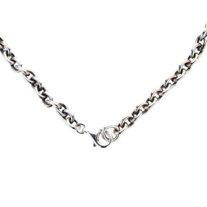 5mm sterling silver necklace for pendant